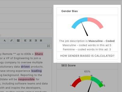 gender bias detector